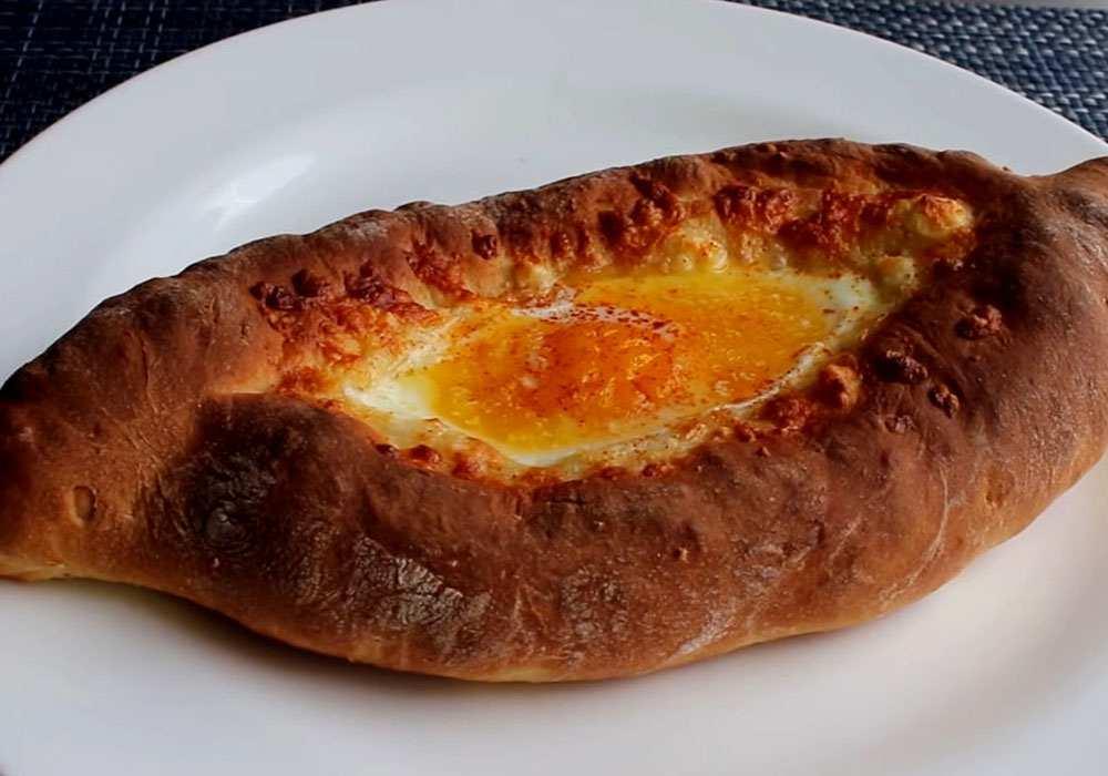 Хачапурі по-аджарськи - покроковий рецепт, фото 1