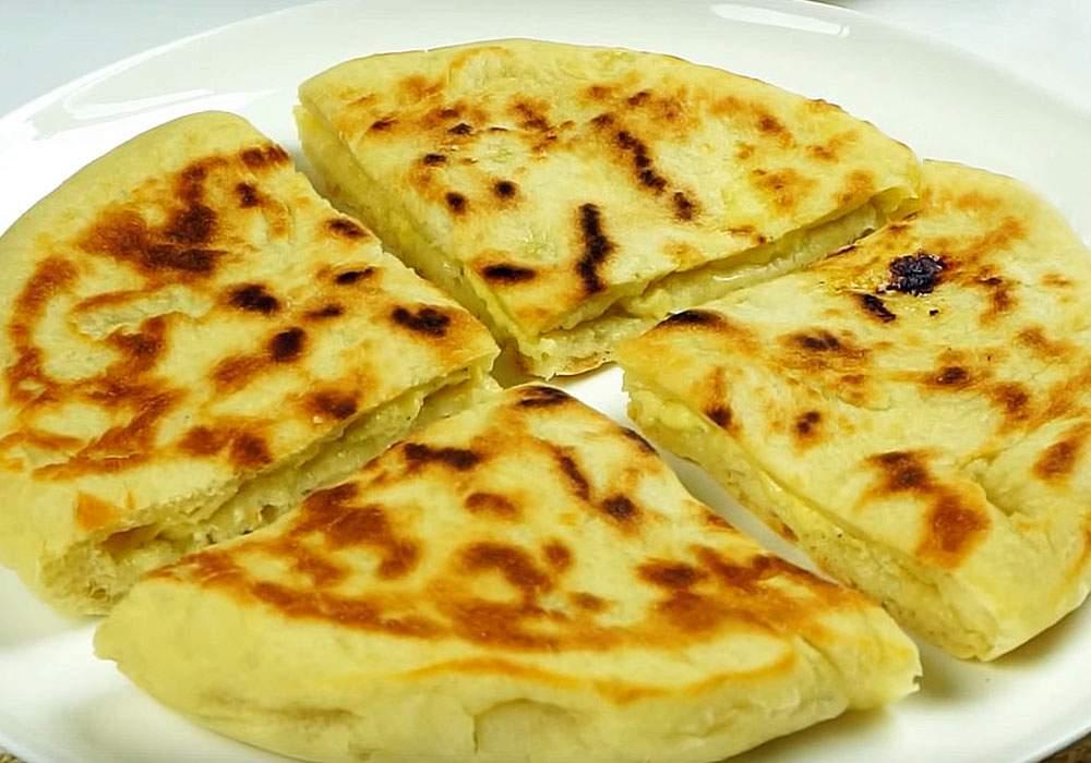 Хачапури по-грузински - пошаговый рецепт, фото 1