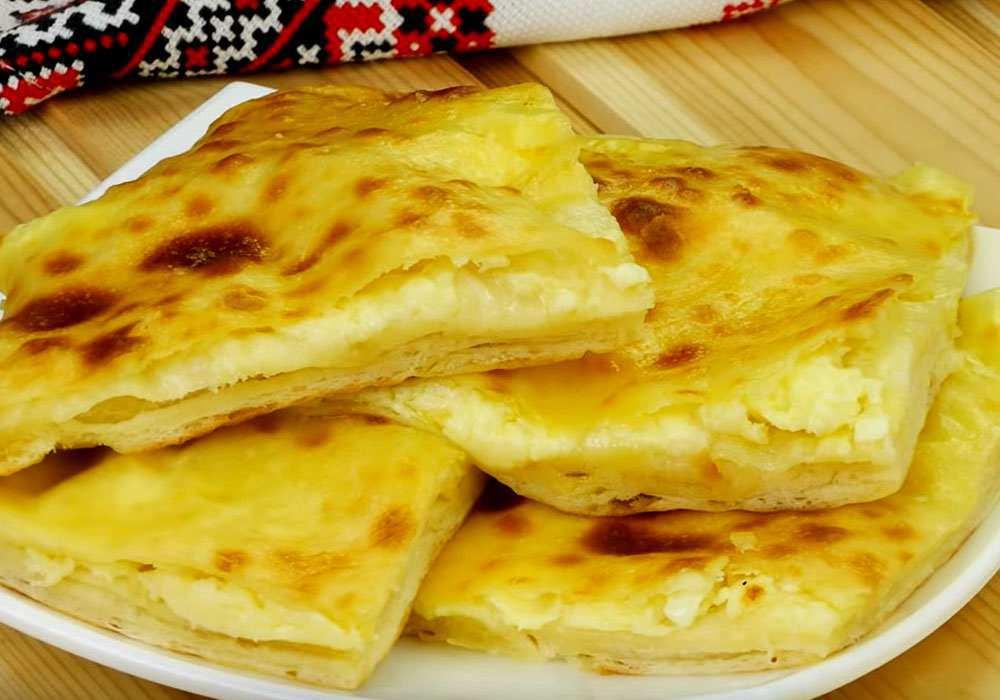 Хачапури - пошаговый рецепт, фото 1