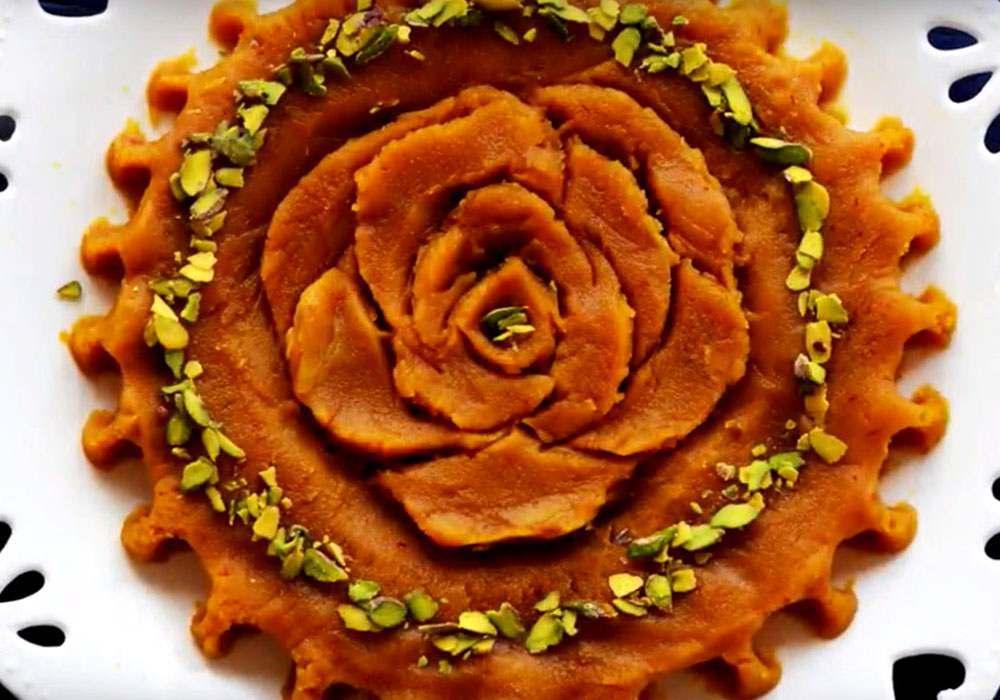 Халва азербайджанська - покроковий рецепт, фото 1