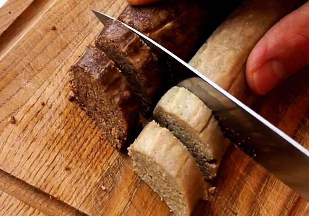 Халва кунжутная - пошаговый рецепт, фото 1