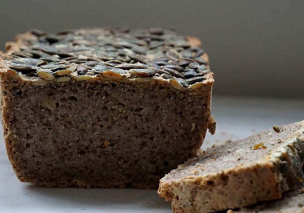 Хлеб без дрожжей - пошаговый рецепт, фото 1