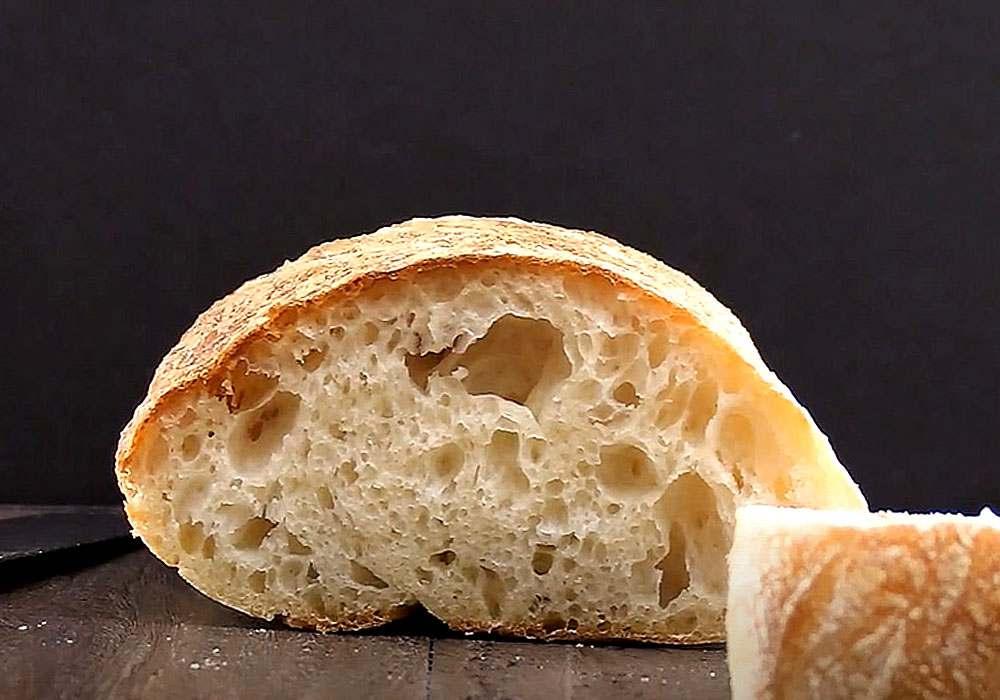 Хліб чіабатта - покроковий рецепт, фото 1