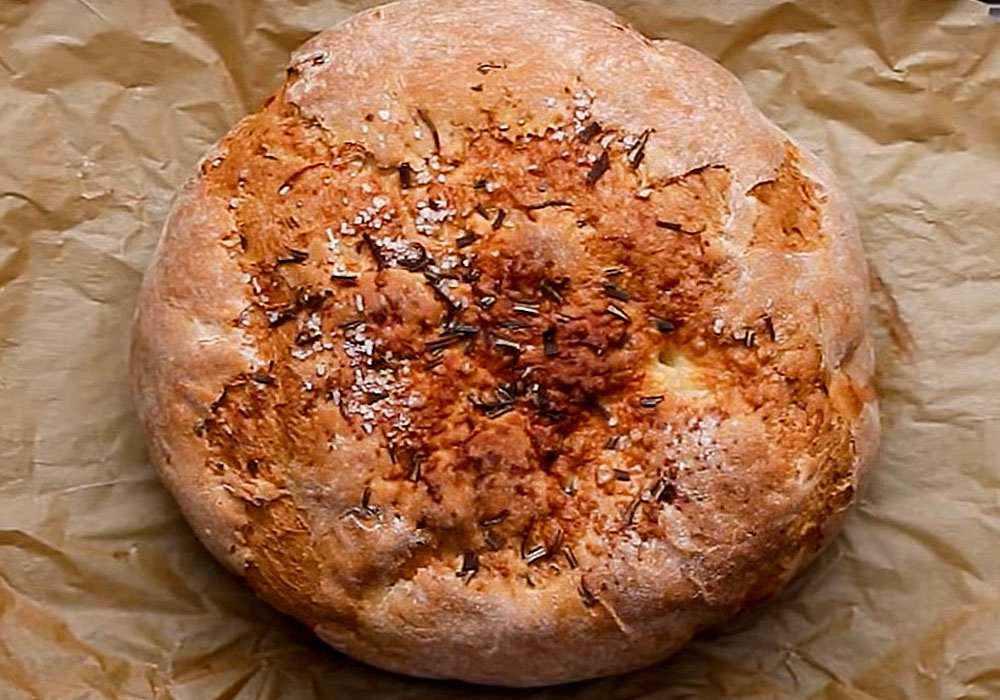 Хліб в мультиварці - покроковий рецепт, фото 1