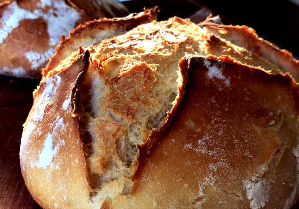 Хлеб - пошаговый рецепт, фото 1