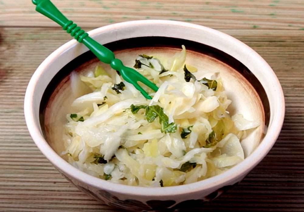 Хрустка, соковита квашена капуста - покроковий рецепт, фото 1
