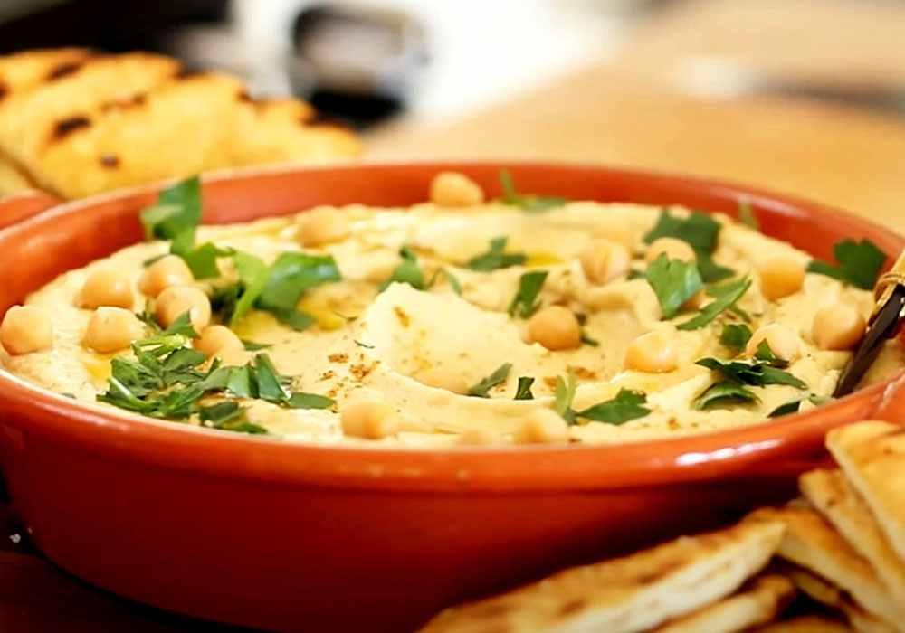 Хумус класичний рецепт в домашніх умовах - покроковий рецепт, фото 1