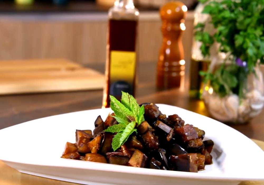 Ікра баклажанна смажена - покроковий рецепт, фото 1