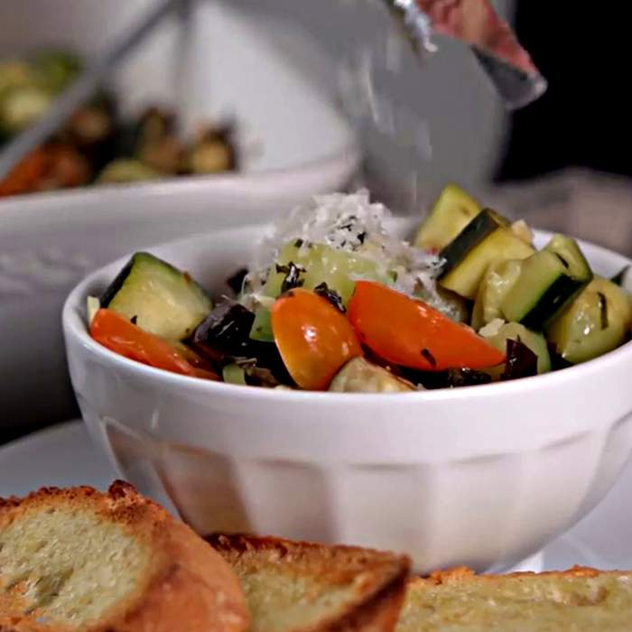 Икра из кабачков в духовке - пошаговый рецепт, фото 1