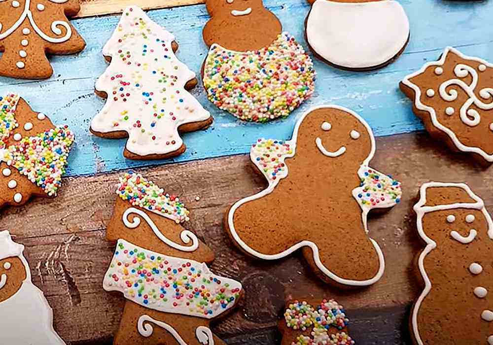 Имбирное печенье - пошаговый рецепт, фото 1