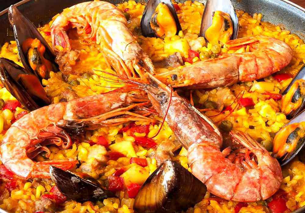 Испанская паэлья - пошаговый рецепт, фото 1