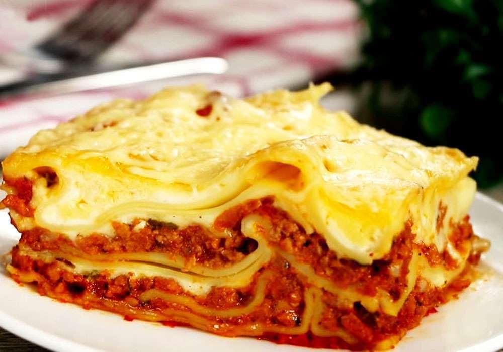 Итальянская лазанья - пошаговый рецепт, фото 1