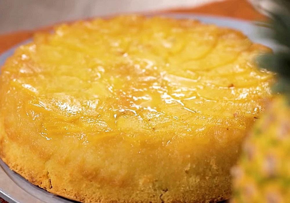 Італійський ананасовий пиріг - покроковий рецепт, фото 1