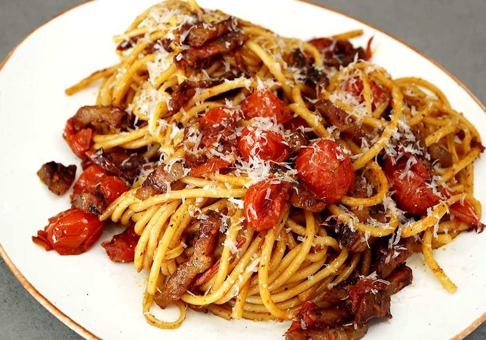 Італійські макарони - покроковий рецепт, фото 1