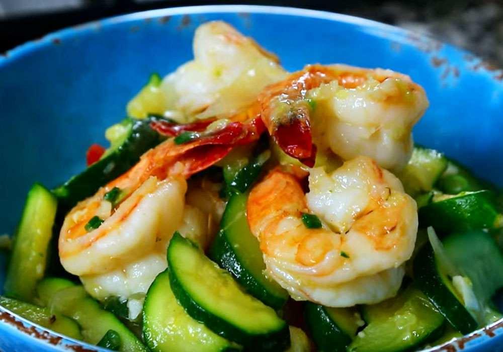 Кабачки по-корейски - пошаговый рецепт, фото 1