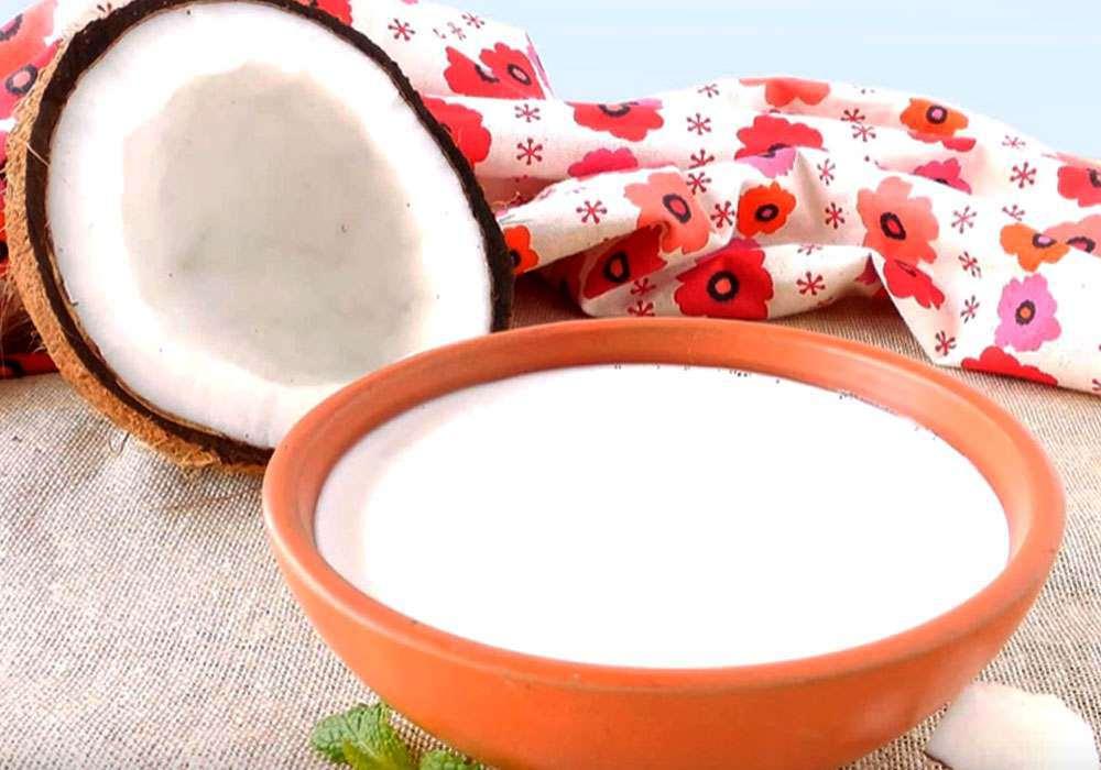 Как сделать кокосовое молоко в домашних условиях - пошаговый рецепт, фото 1