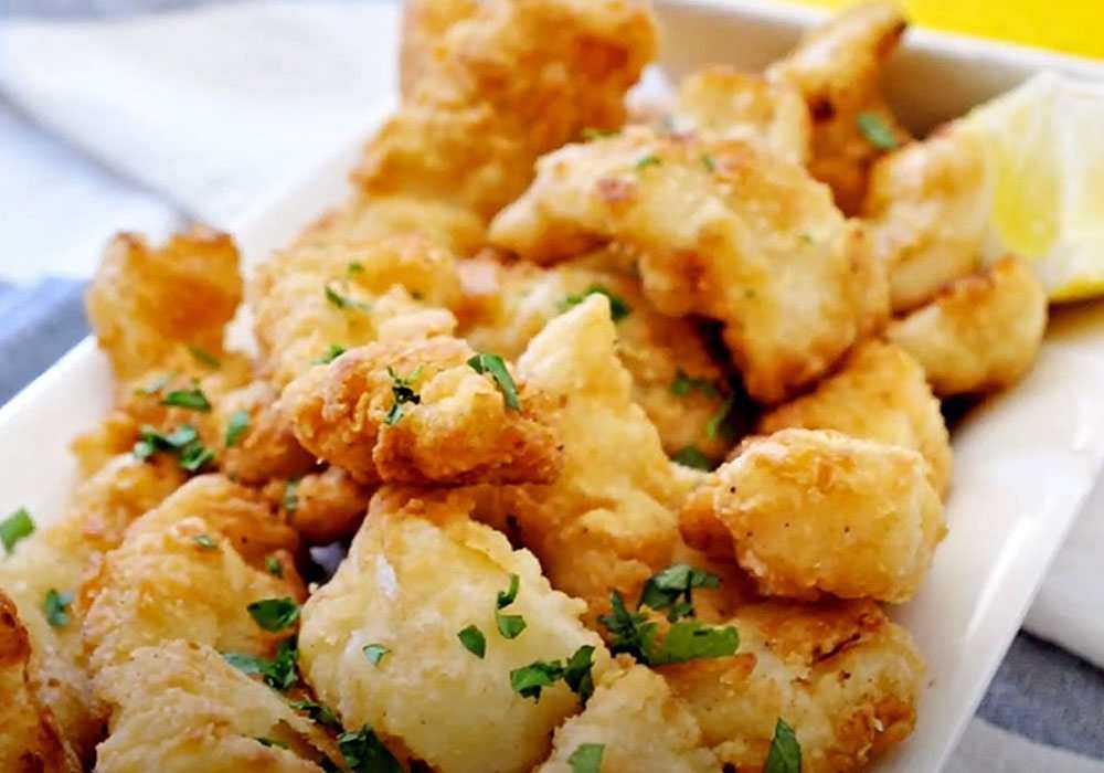 Кальмари в клярі - покроковий рецепт, фото 1