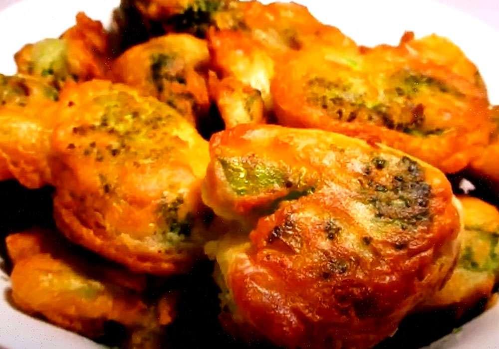 Капуста брокколі смажена - покроковий рецепт, фото 1