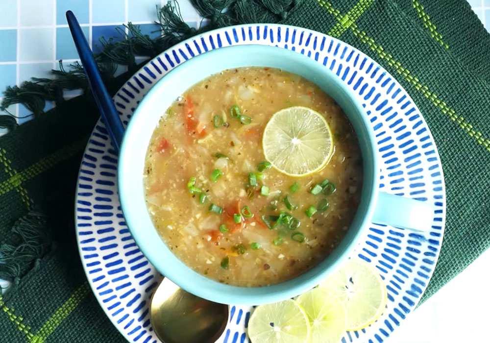 Капустяний суп для схуднення - покроковий рецепт, фото 1