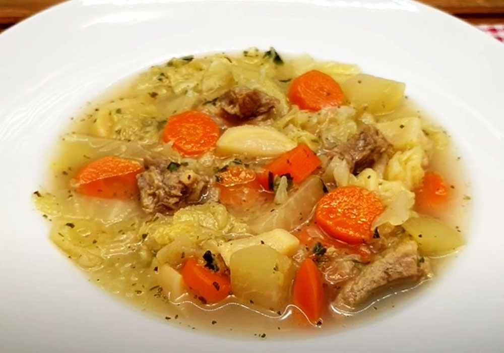 Капусняк зі свіжої капусти - покроковий рецепт, фото 1