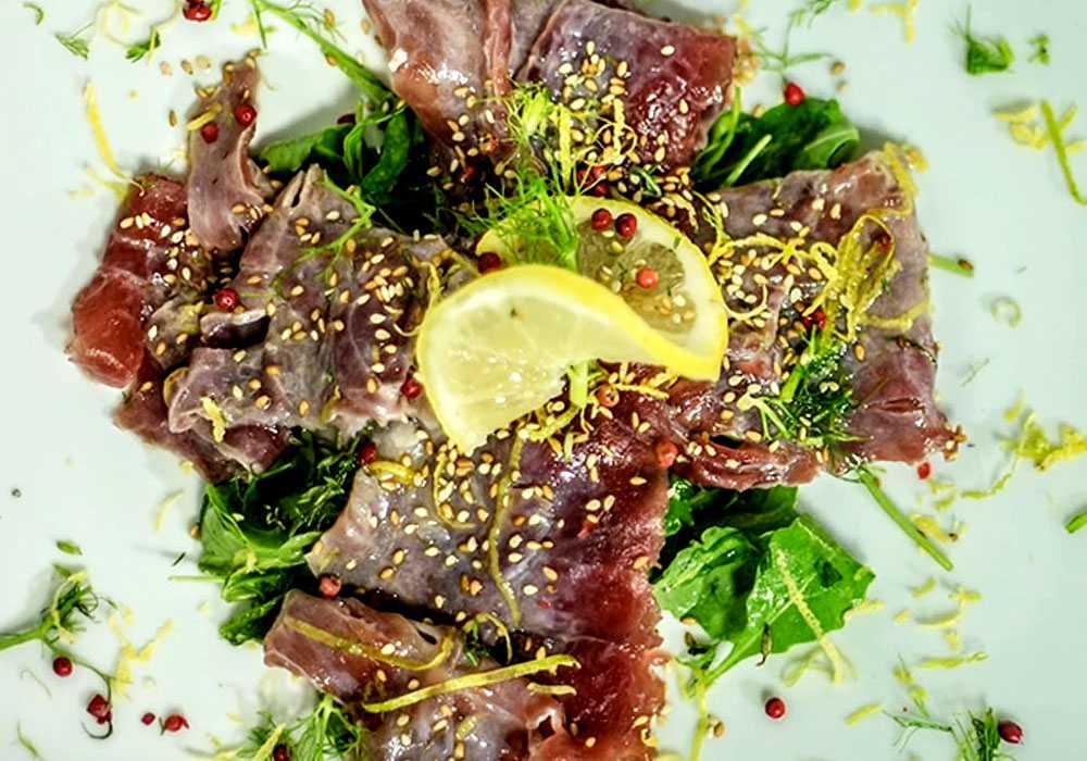 Карпаччо по‑венециански - пошаговый рецепт, фото 1