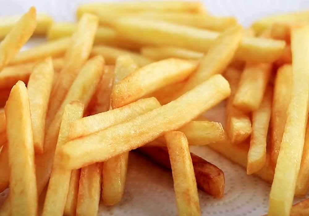 Картофель фри в домашних условиях - пошаговый рецепт, фото 1