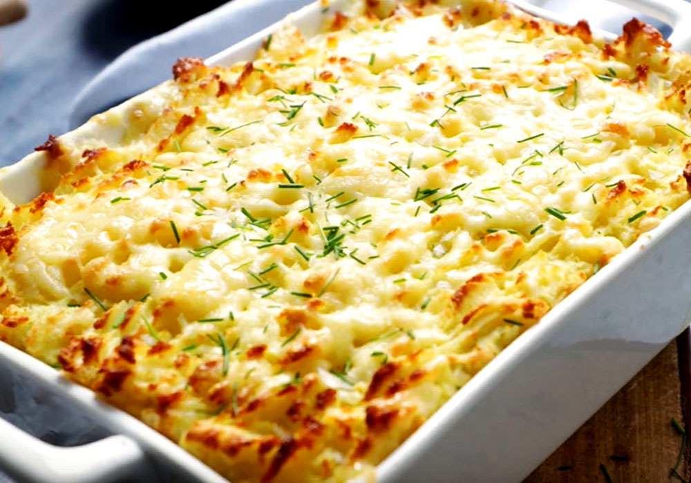 Картофельная запеканка - пошаговый рецепт, фото 1
