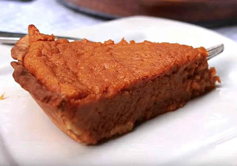 """Картофельный пирог """"Объедение"""" - пошаговый рецепт, фото 1"""