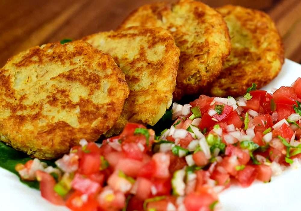 Картофельные драники - пошаговый рецепт, фото 1