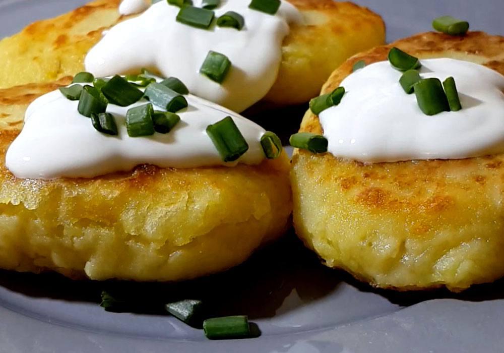 Картопляні котлети з грибами - покроковий рецепт, фото 1