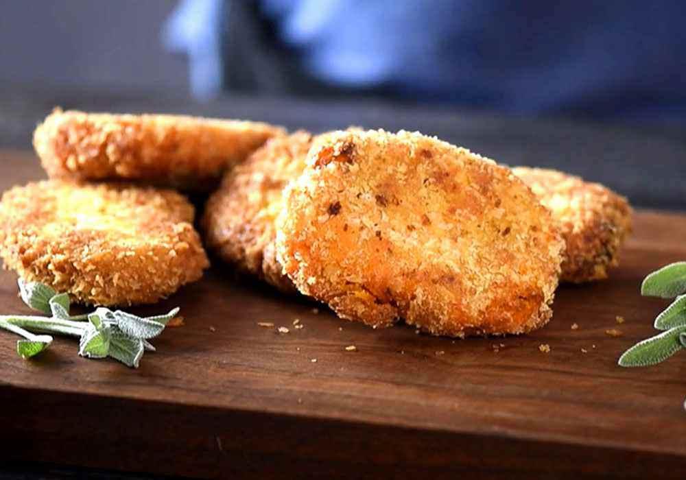 Картопляні крокети - покроковий рецепт, фото 1
