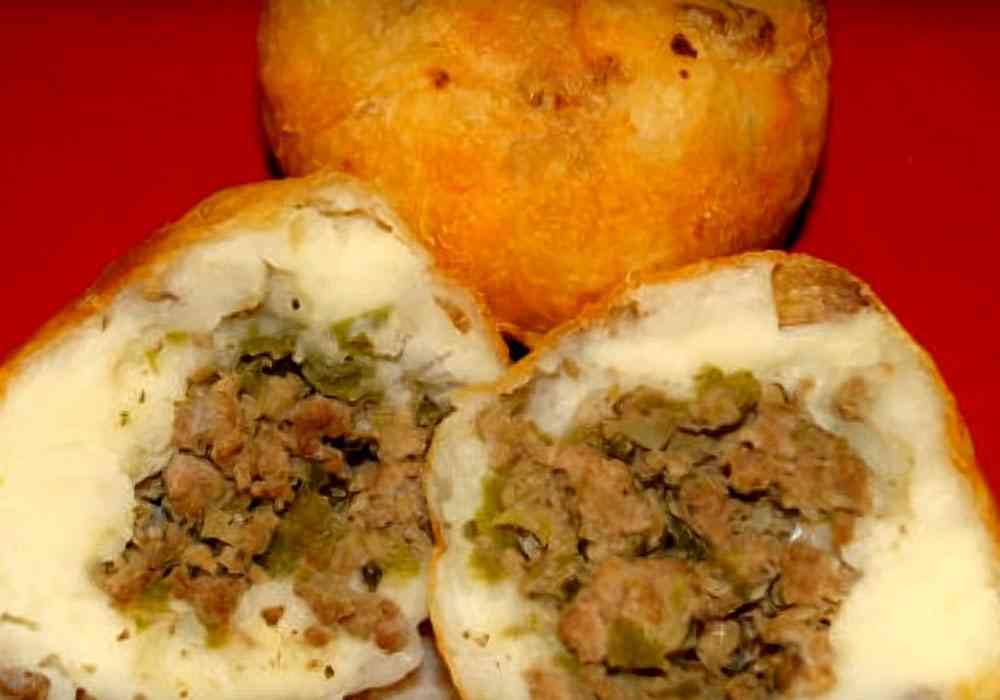 Картофельные зразы с фаршем - пошаговый рецепт, фото 1