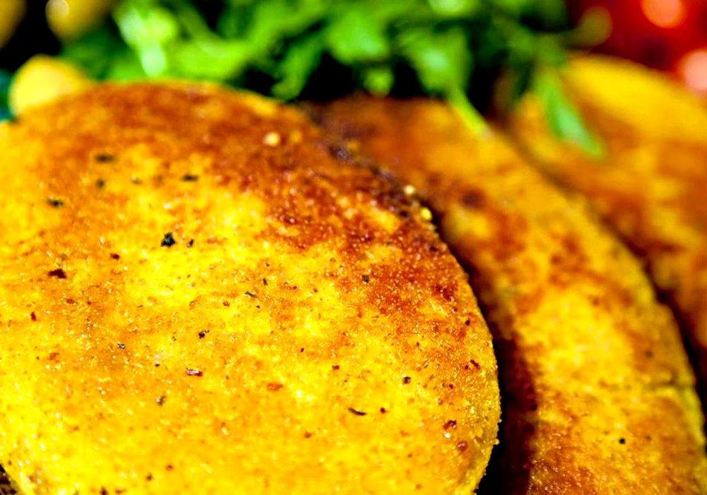 Зразы картофельные с мясом - пошаговый рецепт, фото 1