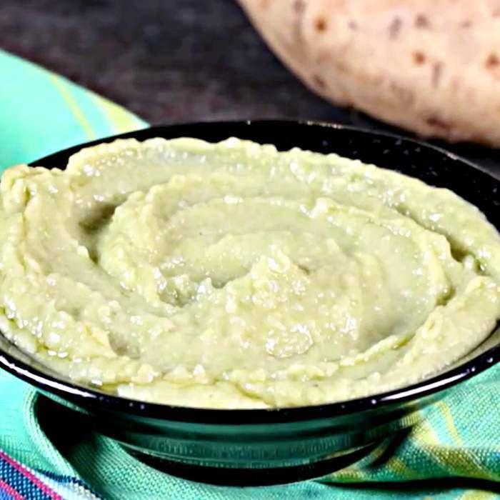 Картофельное пюре с зеленым горошком - пошаговый рецепт, фото 1