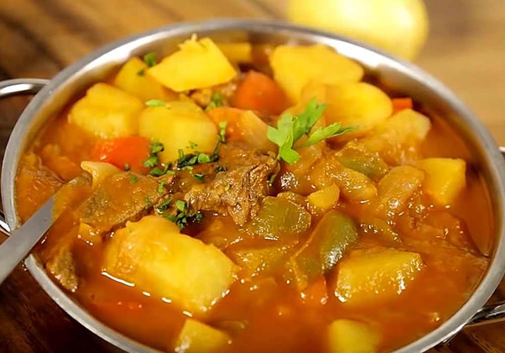 Картопляне рагу - покроковий рецепт, фото 1