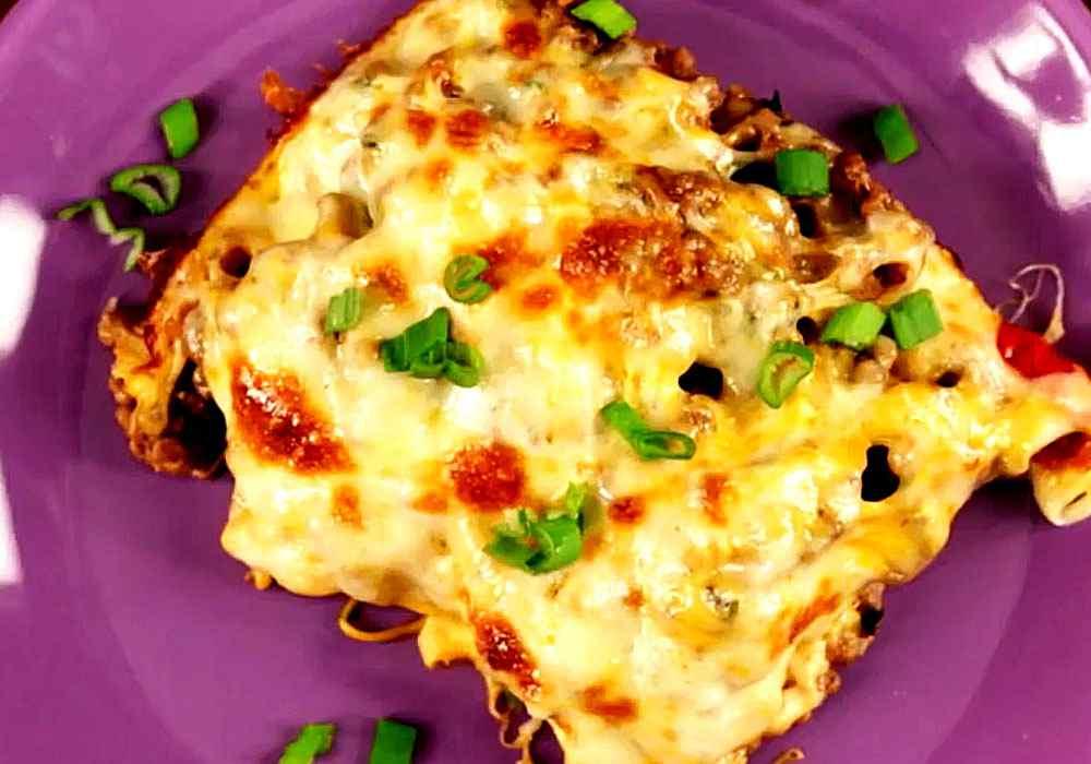 Картопля по-французьки з фаршем в духовці - покроковий рецепт, фото 1