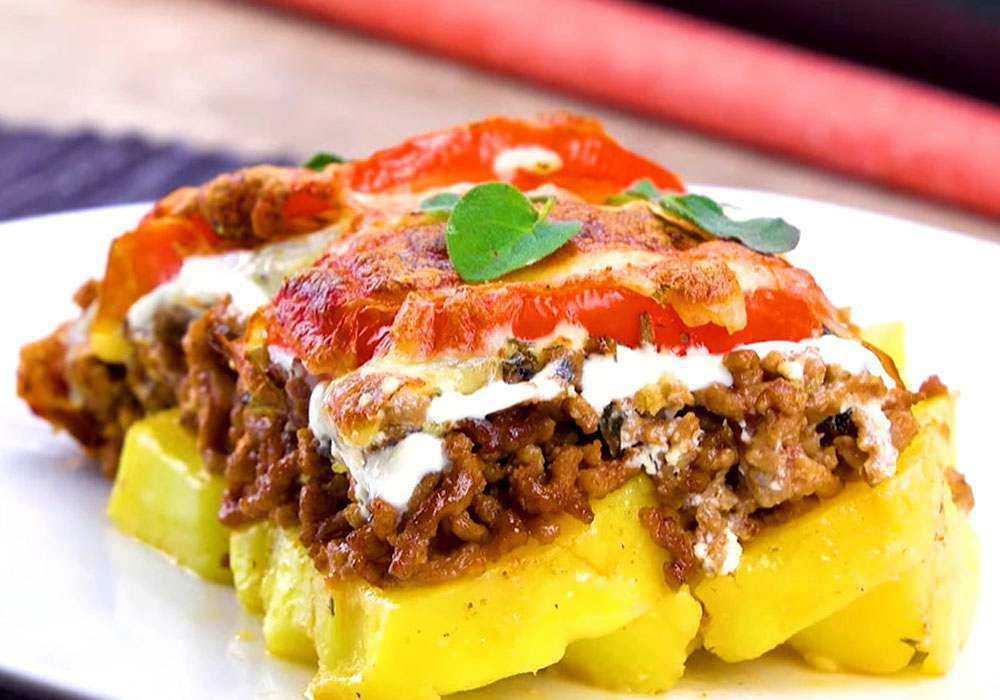 Картошка по-французски с сыром в духовке - пошаговый рецепт, фото 1