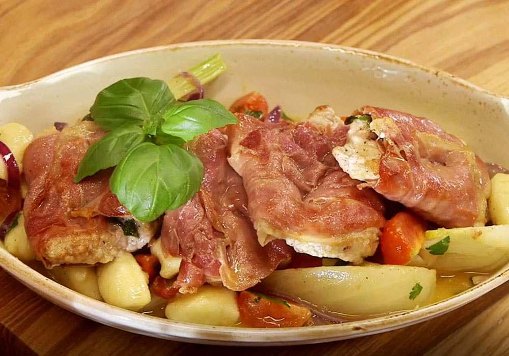 Картопля з м'ясом по-радянськи - покроковий рецепт, фото 1