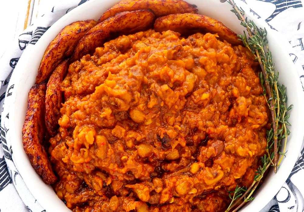 Каша из фасоли - пошаговый рецепт, фото 1