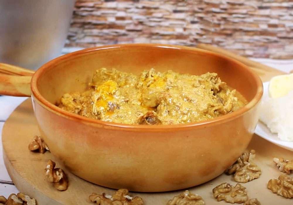 Харчо из курицы - пошаговый рецепт, фото 1