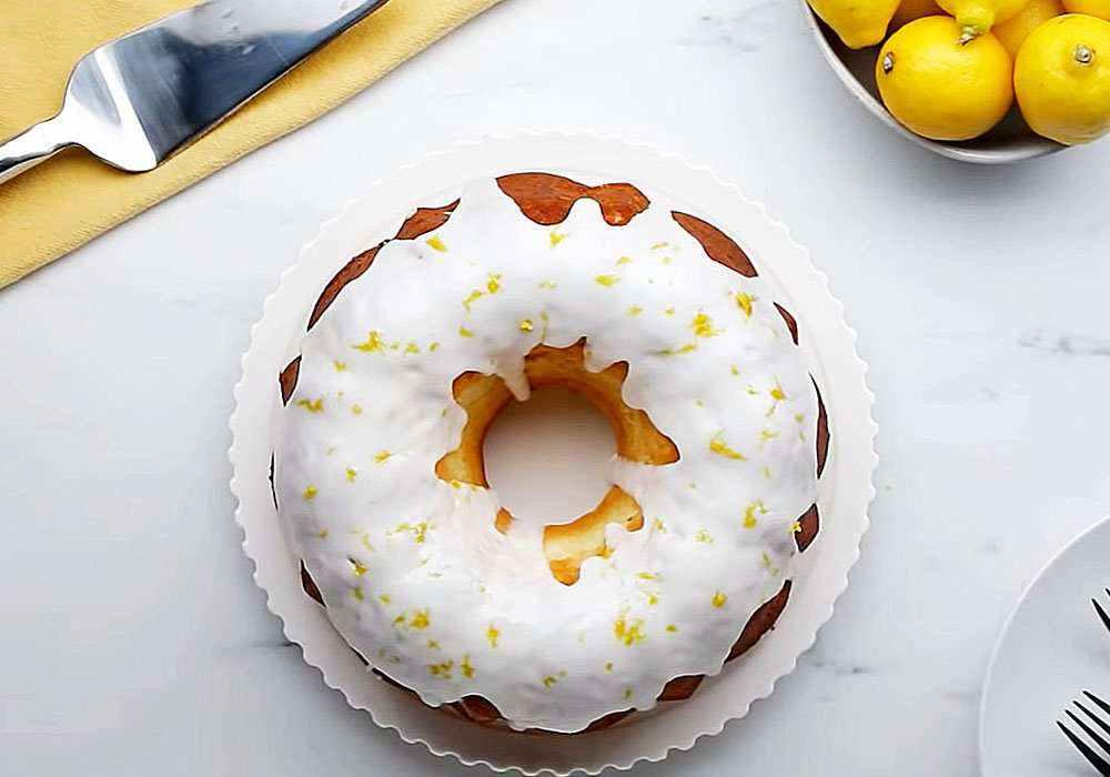 Кекс на кефірі - покроковий рецепт, фото 1