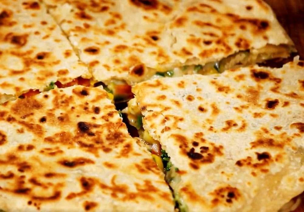 Кесадилья - пошаговый рецепт, фото 1