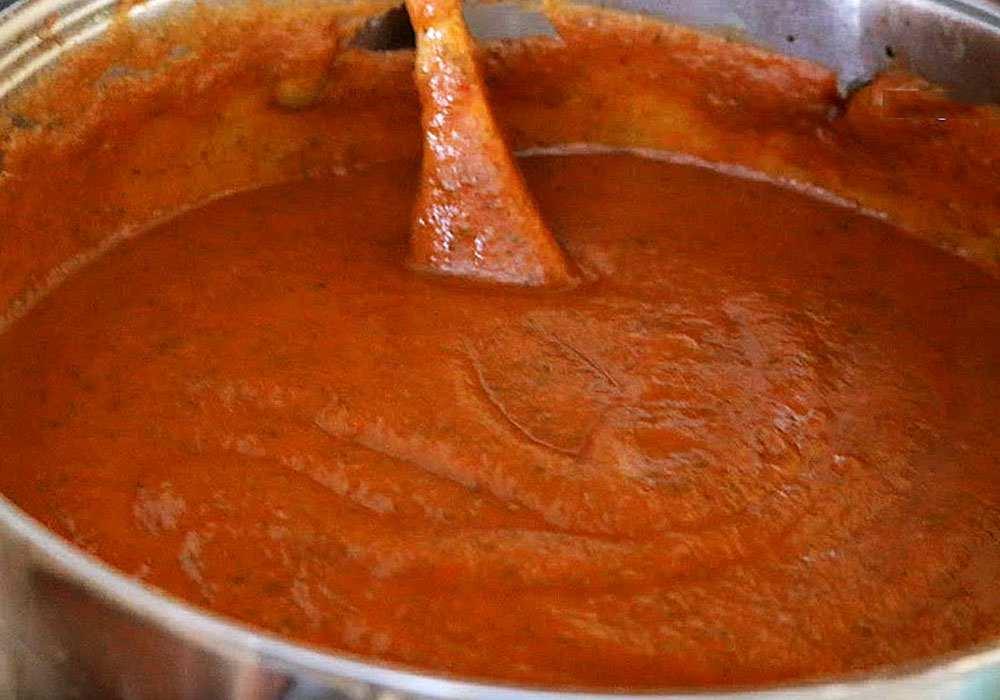 Кетчуп - пошаговый рецепт, фото 1