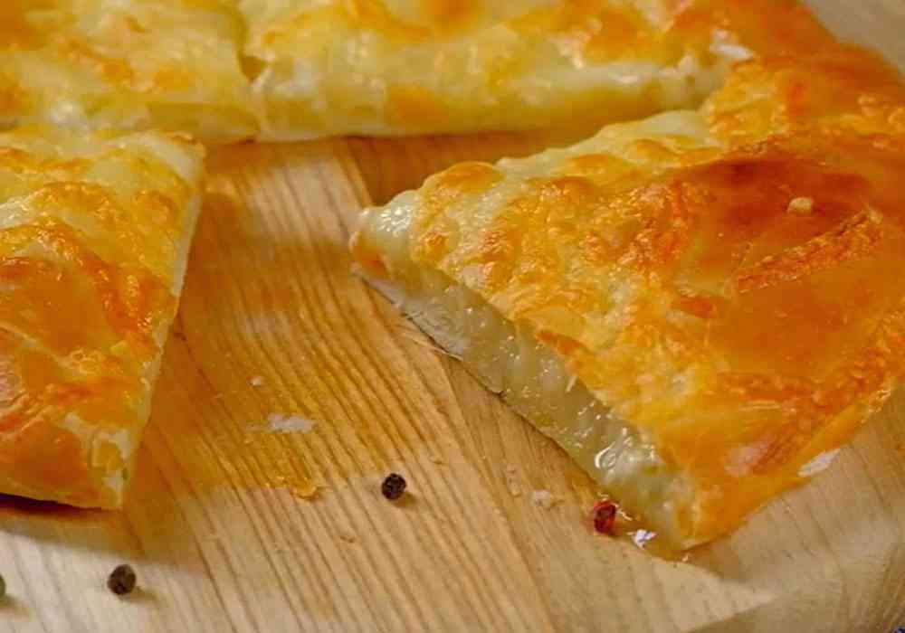 Хачапурі з сиром - покроковий рецепт, фото 1