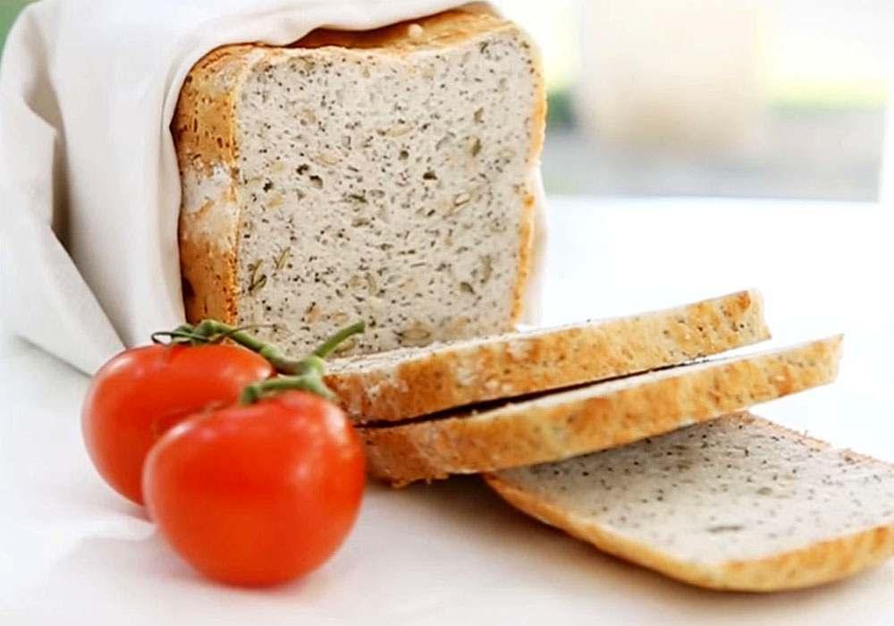 Хліб в хлібопічці - покроковий рецепт, фото 1