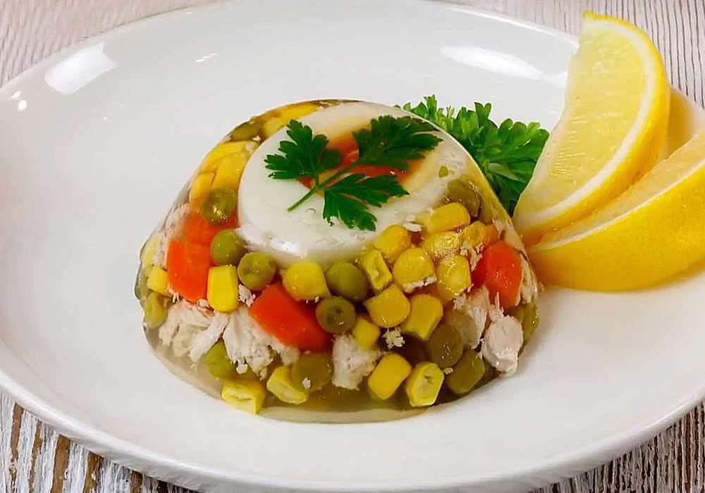 Холодець м'ясний - покроковий рецепт, фото 1