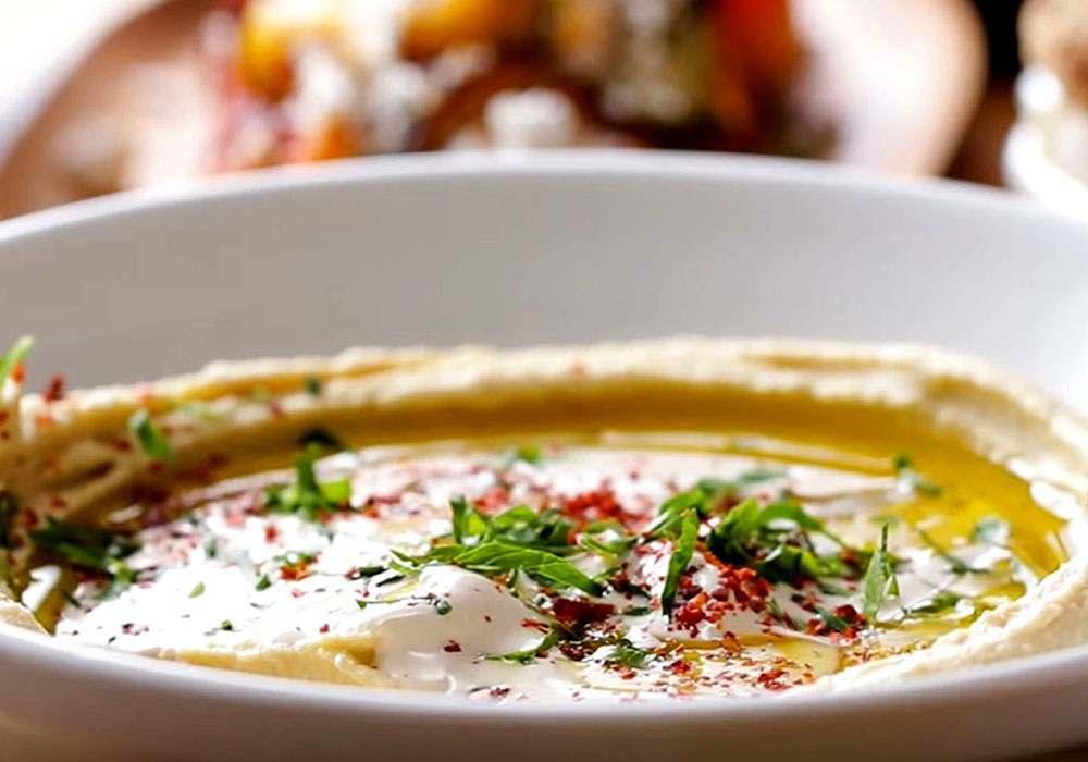 Хумус - пошаговый рецепт, фото 1