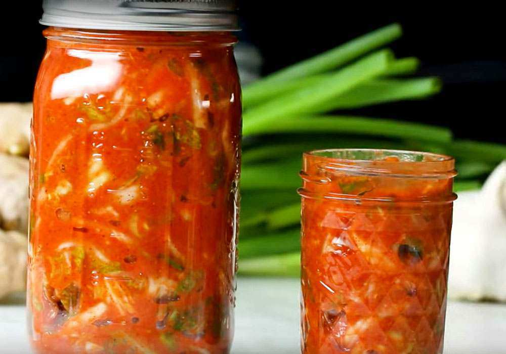 Кимчи по-корейськи - покроковий рецепт, фото 1