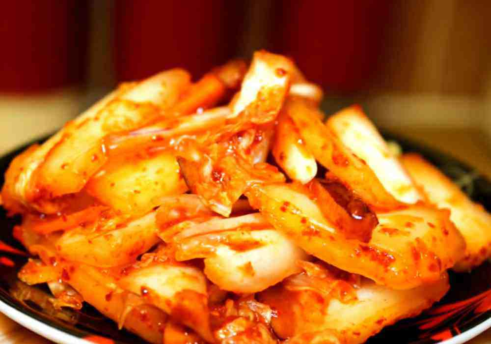 Кимчи по южнокорейски - пошаговый рецепт, фото 1
