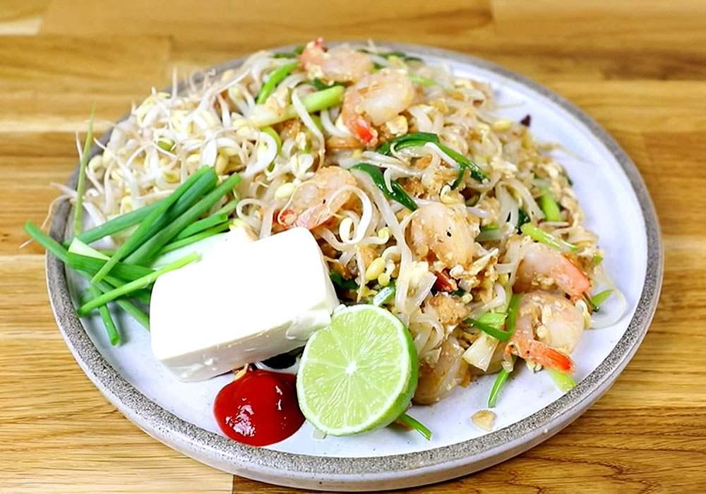 Китайська локшина з креветками - покроковий рецепт, фото 1